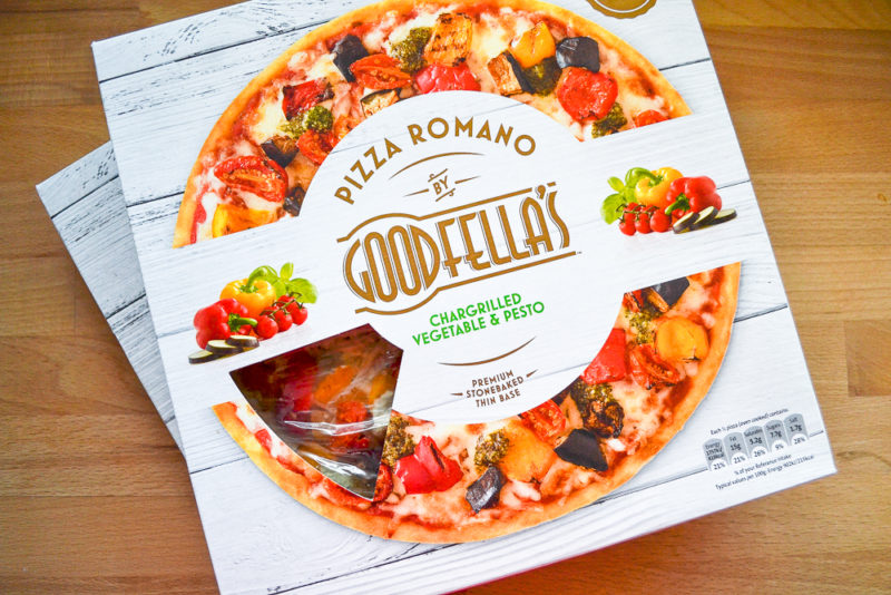 Goodfella's pizza romano