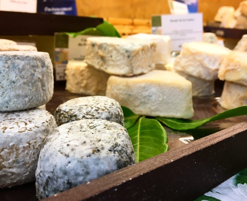 Philippe Olivier cheese shop Boulogne