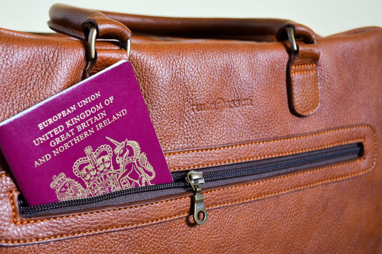 Ruitertassen traveler cabin bag review