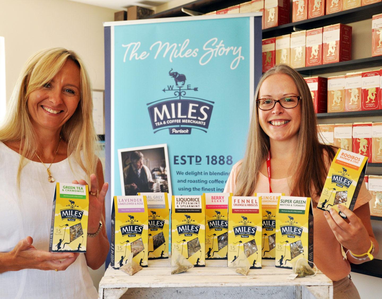 Miles Tea Kites