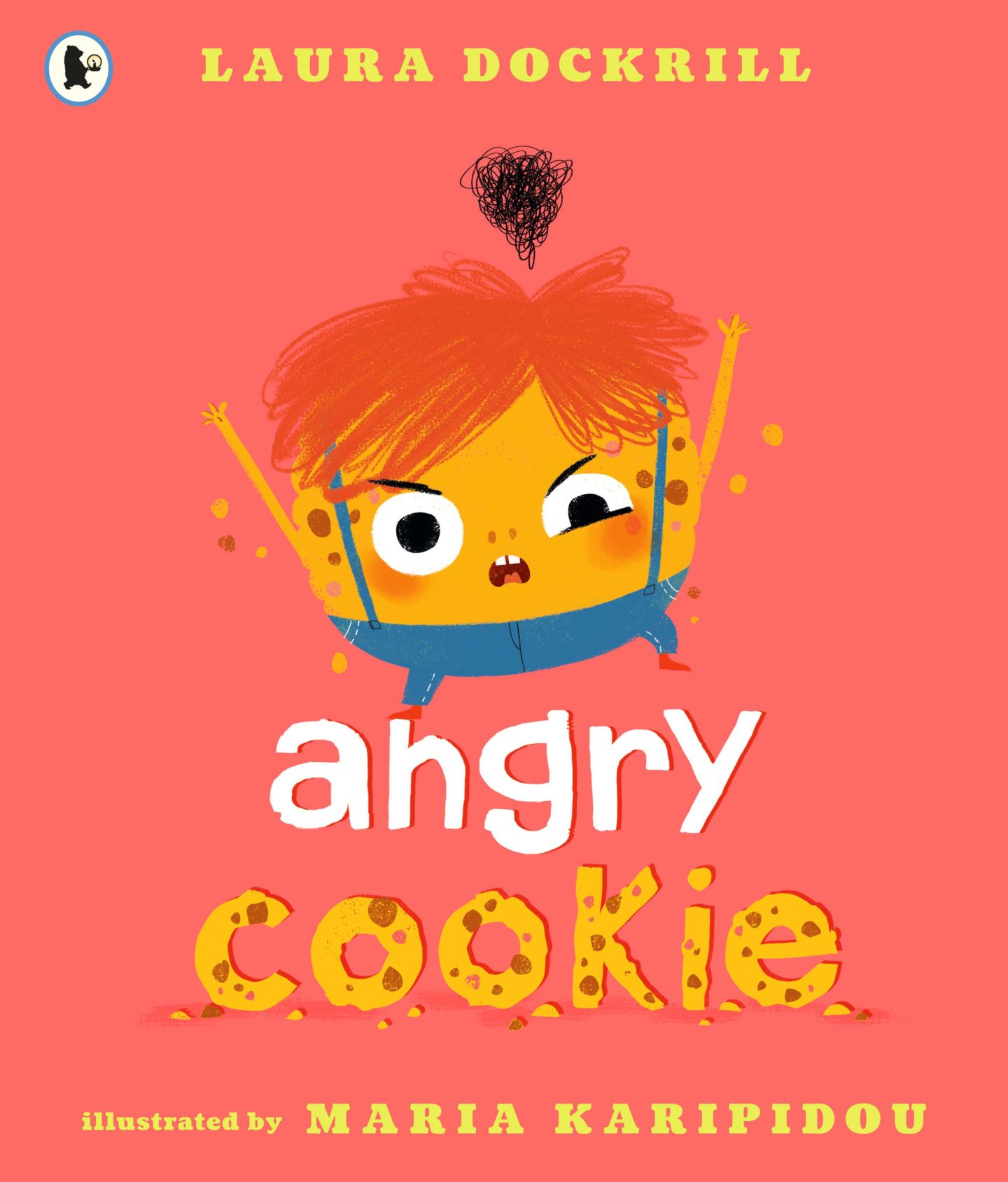 Angry Cookie Laura Dockrill
