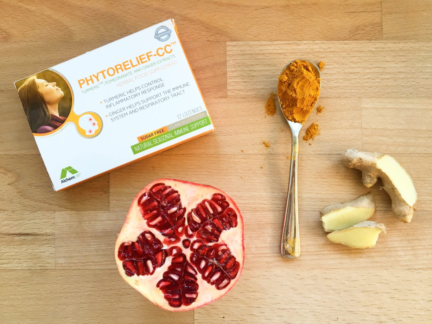 how to prevent a cold PhytoRelief