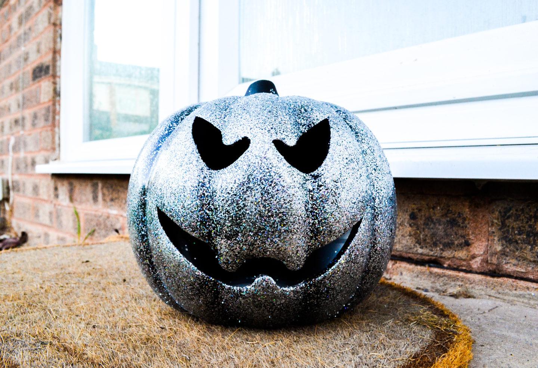 cermaic pumpkin wilko