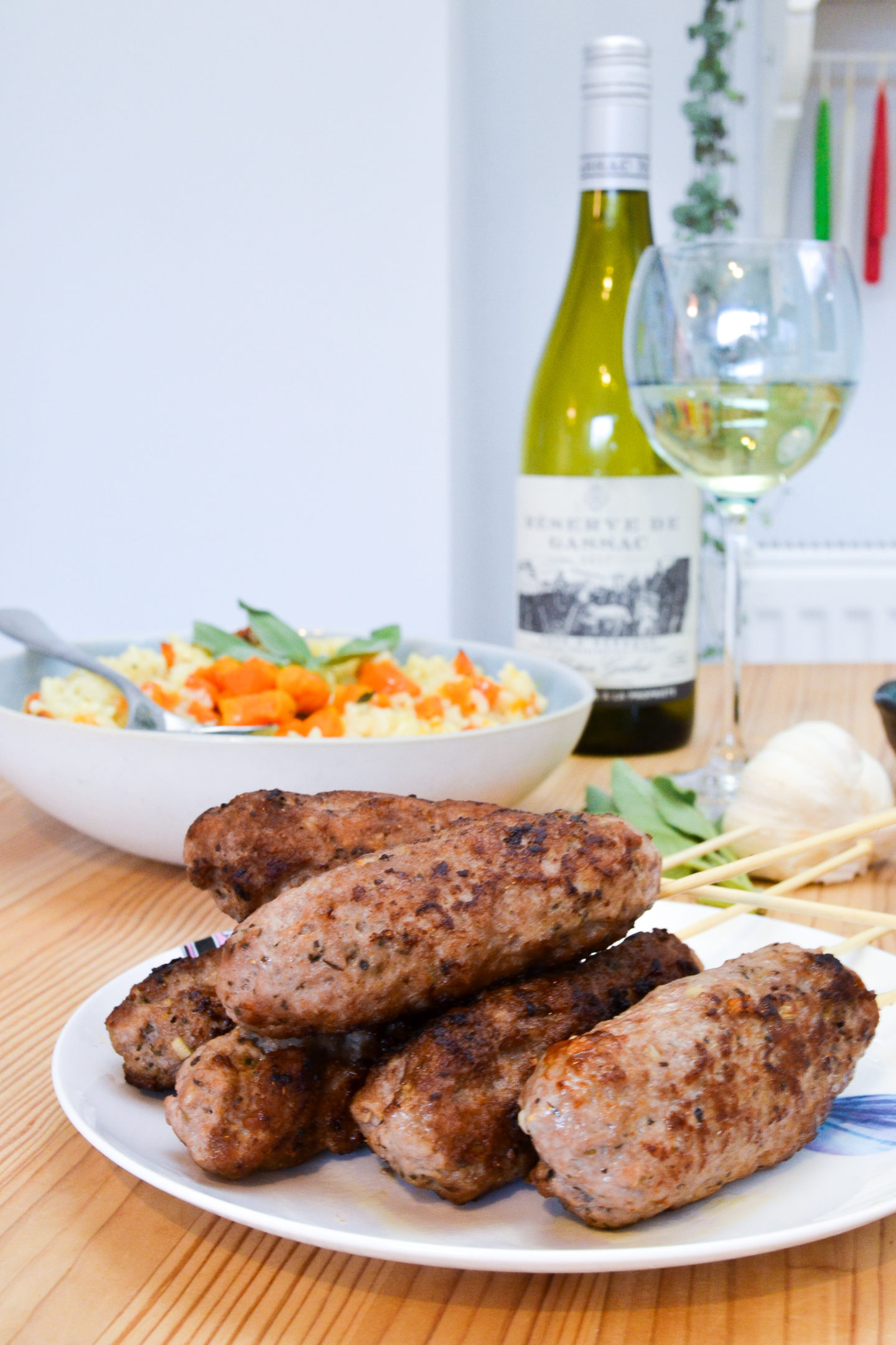 quick and simple lamb kofta recipe