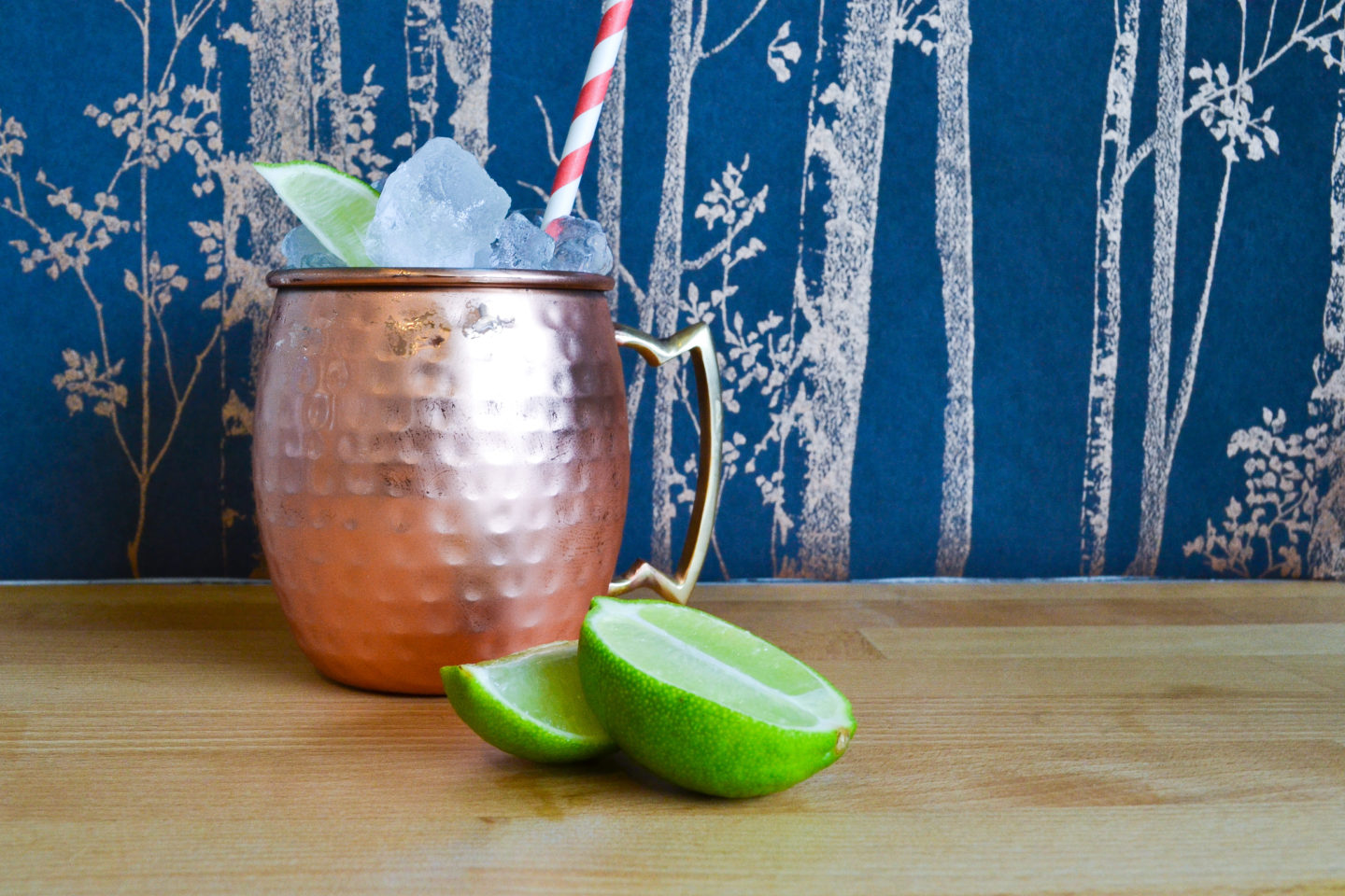 copper mugs for Instagram