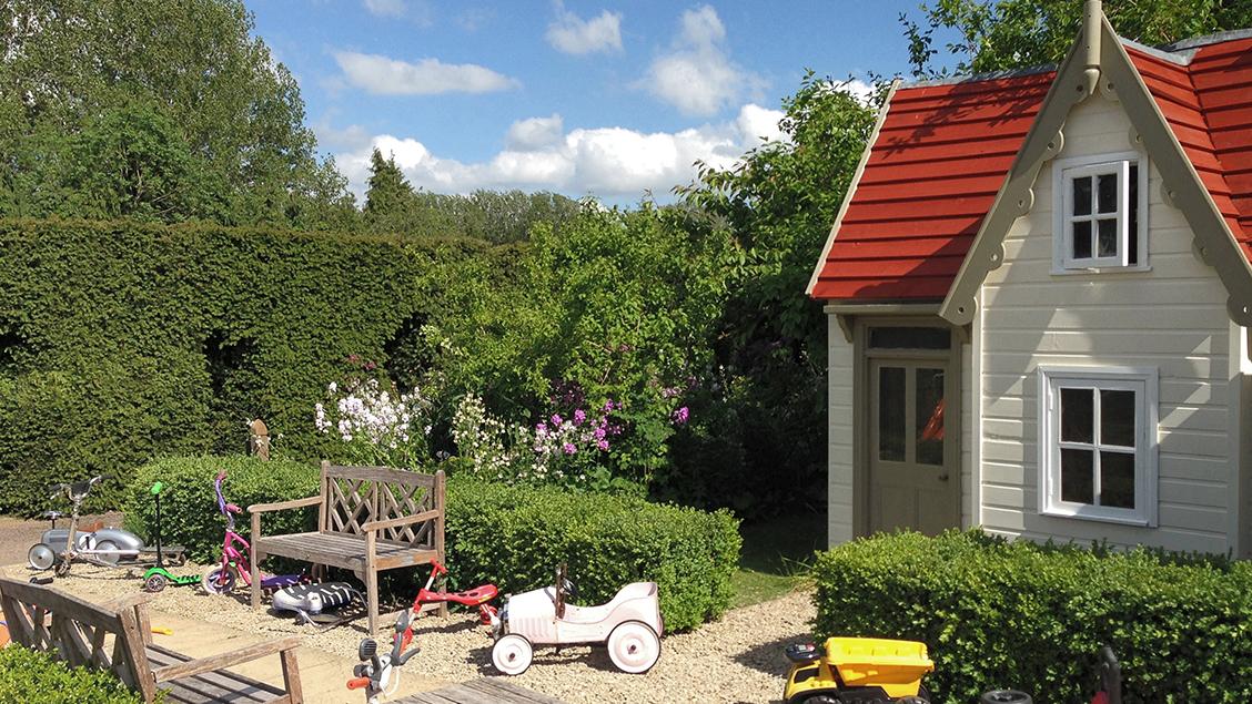 Is Bruern Cottages good for kids?