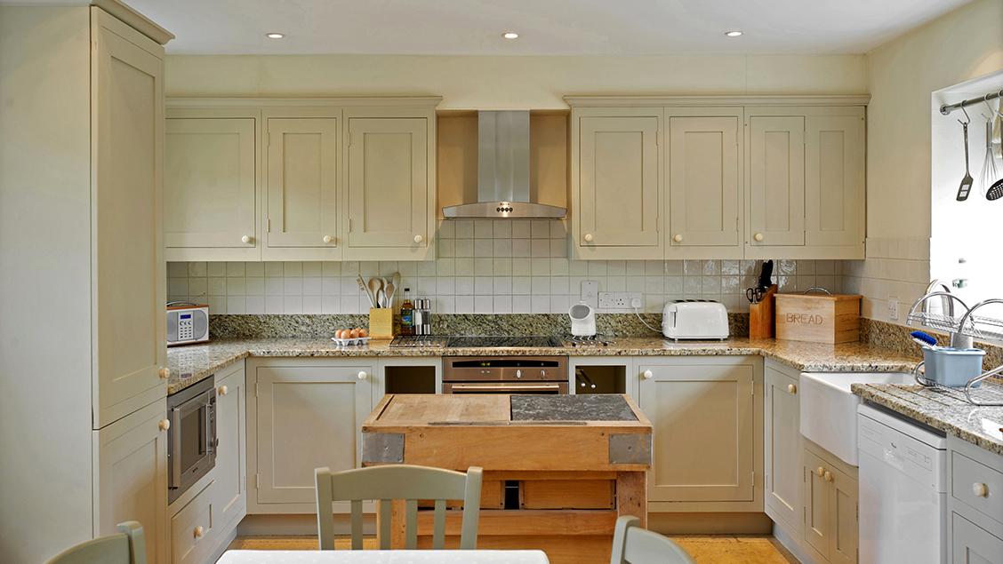 Bruern cottages wychwood kitchen