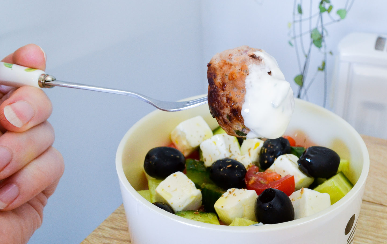 Greek meatballs easy recipe