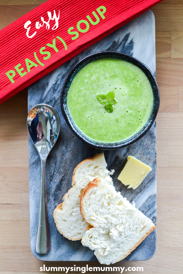 easy pea soup recipe