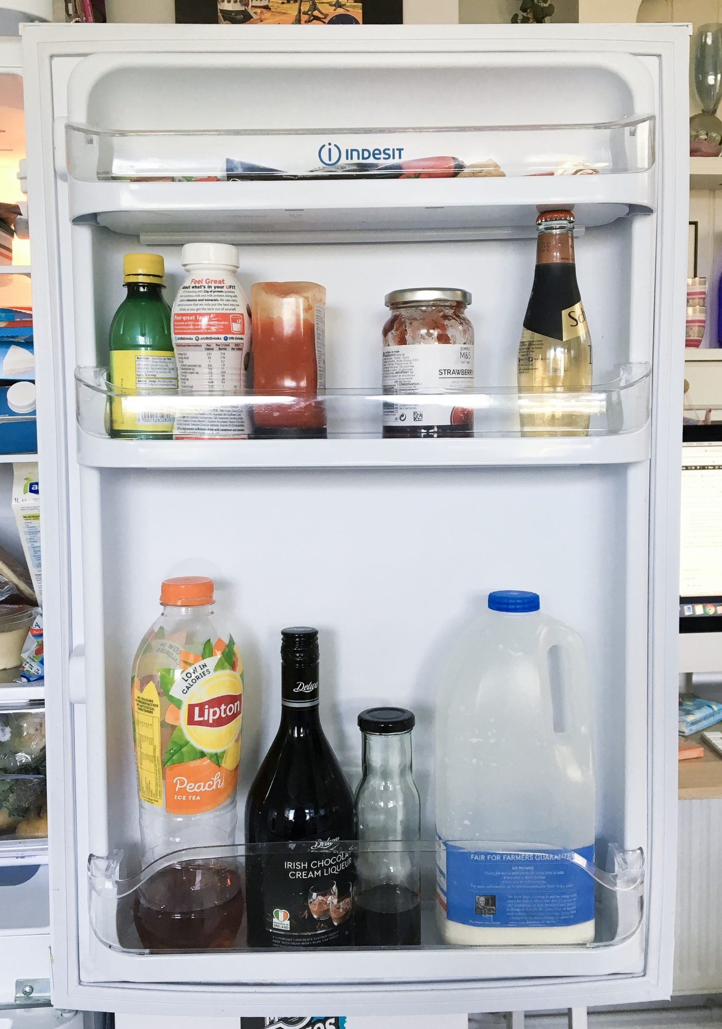 What does your fridge reveal about you?