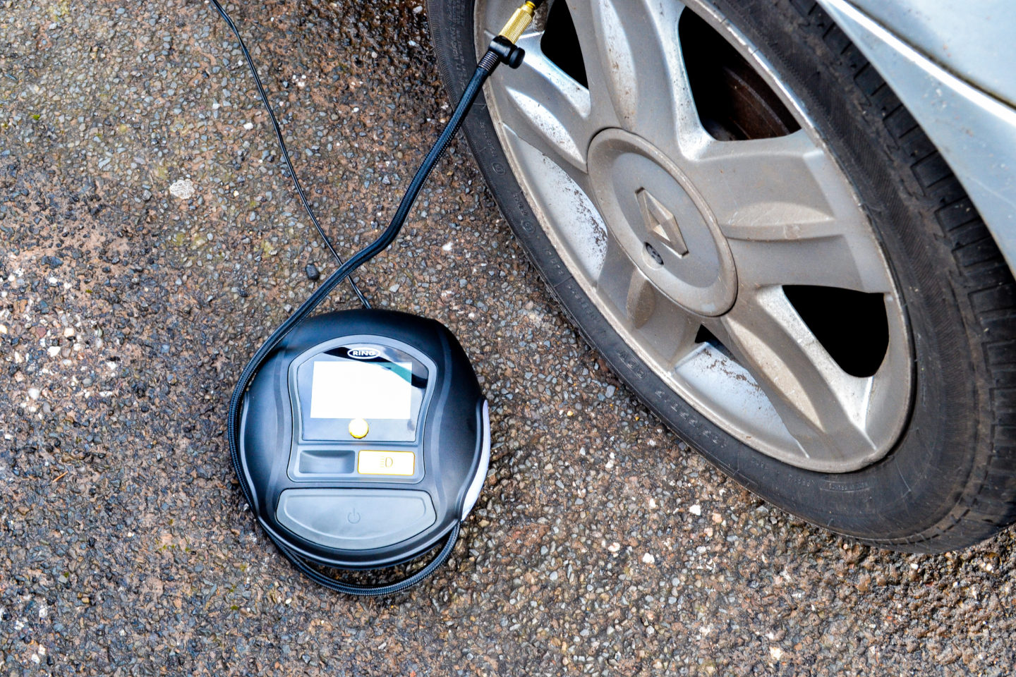 Digital Tyre inflator review