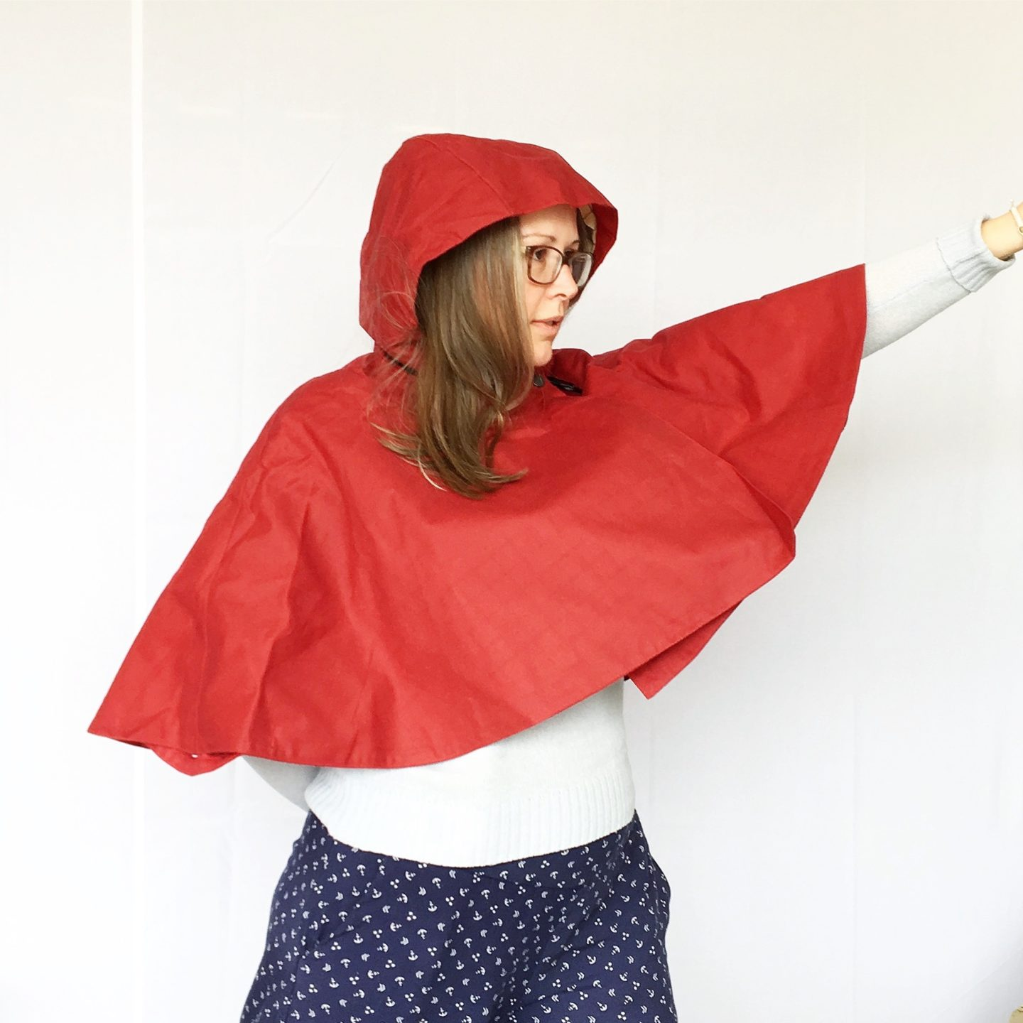 Carny Valley Capes waterproof cape for festival