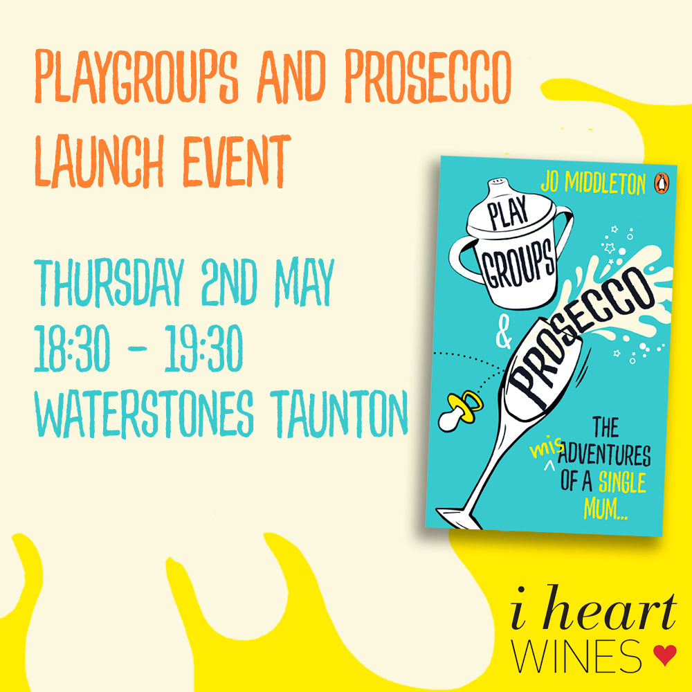 Playgroups and Prosecco launch