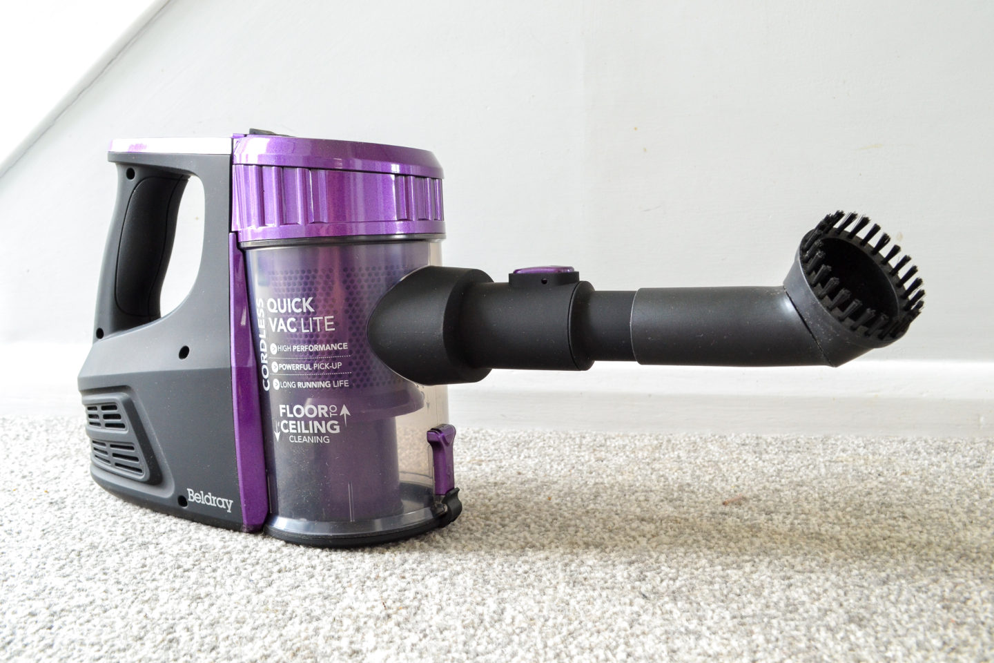 Beldray Quick Vac Lite review