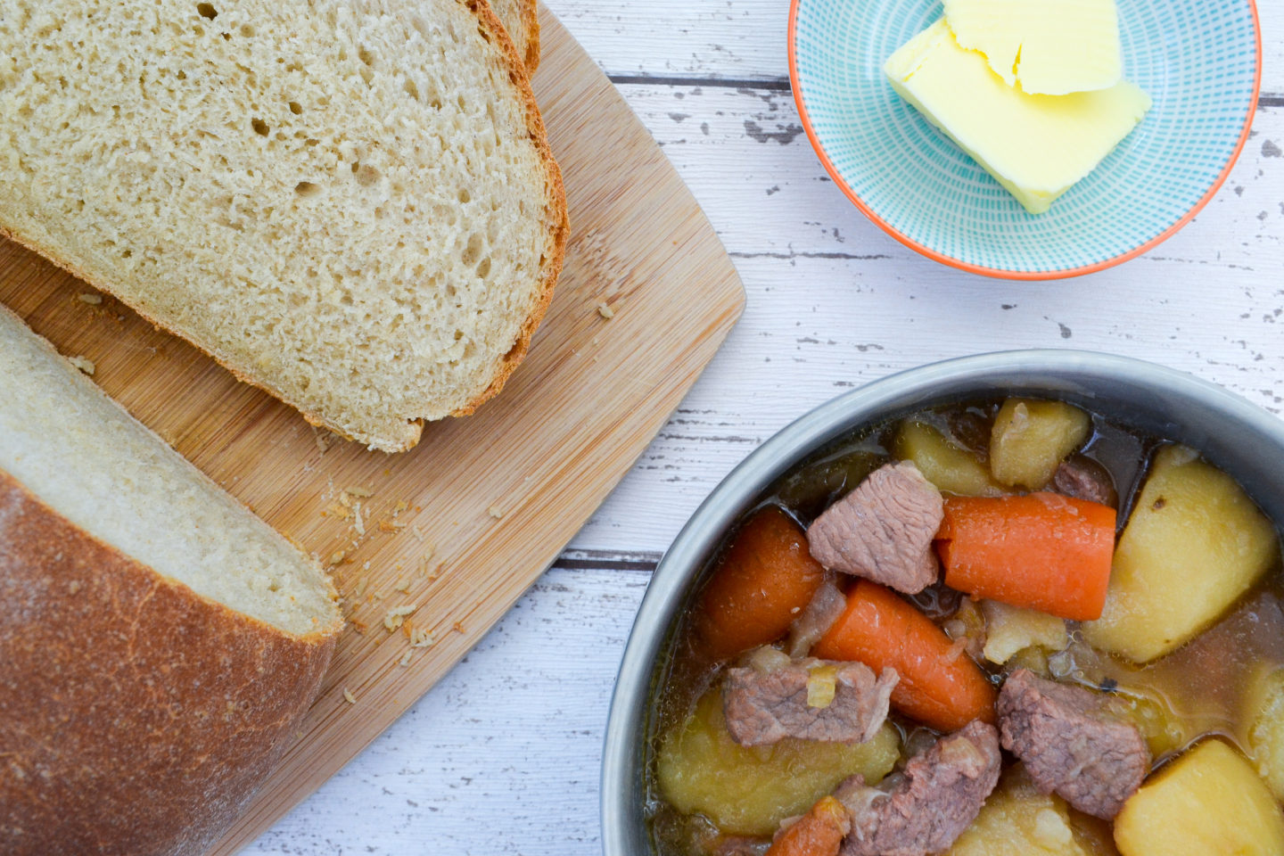 Irish stew recipe with marmite