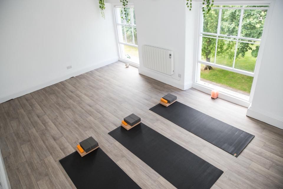 Yoga classes Taunton Beaux