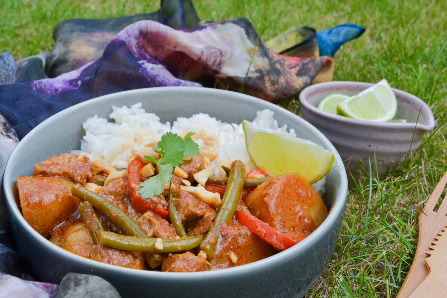 Thai lamb curry recipe