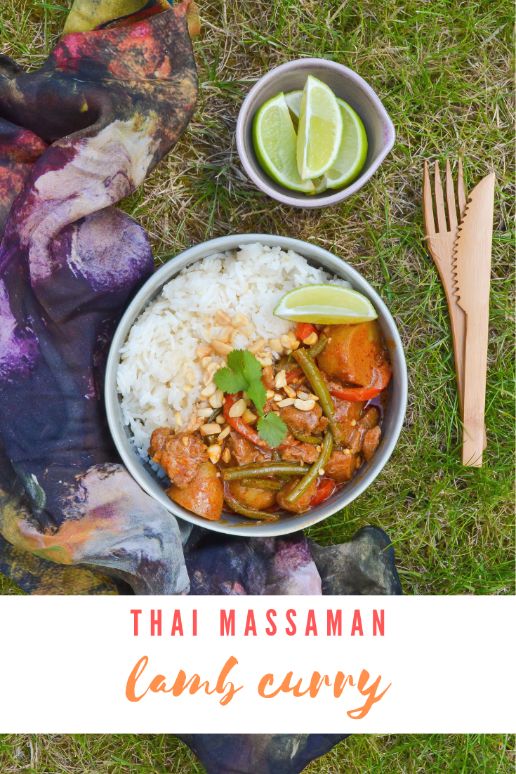 Thai massamn curry recipe