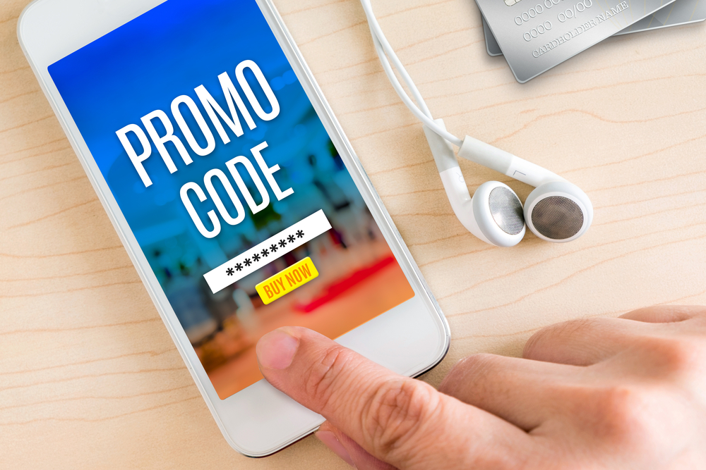 how to use promo codes
