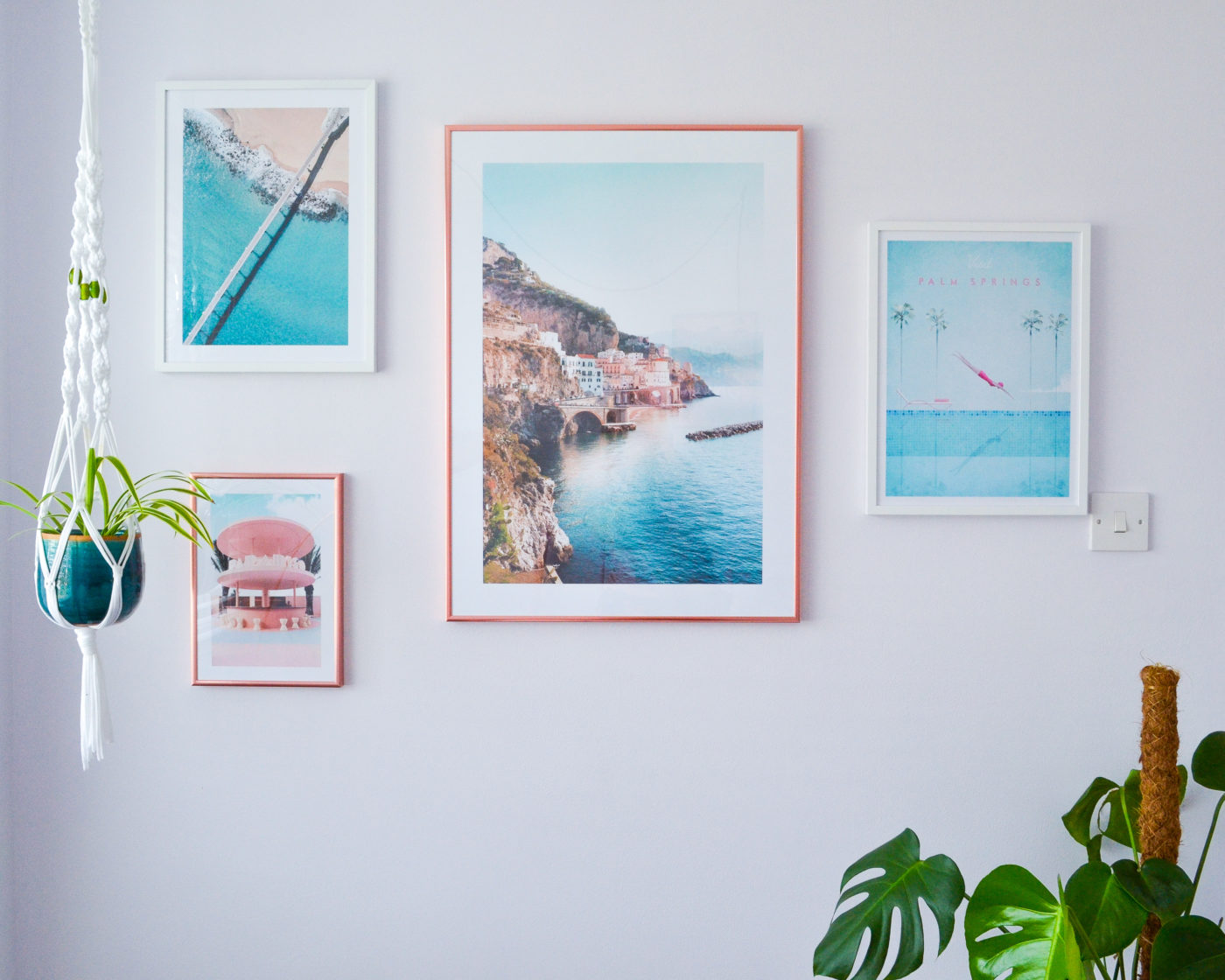Desenio prints