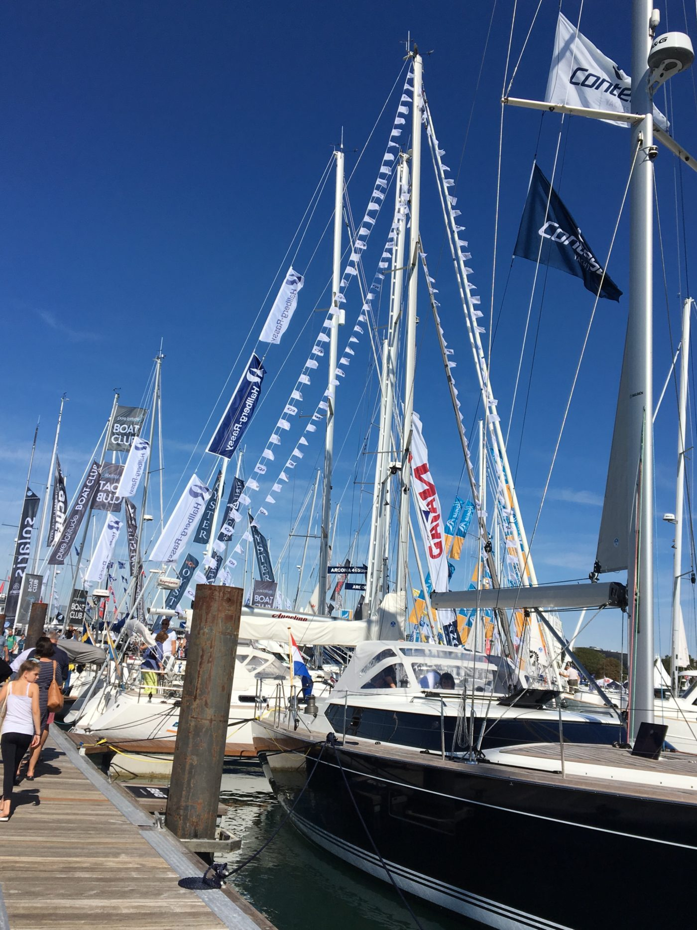 Things to do at the Southampton Boat Show