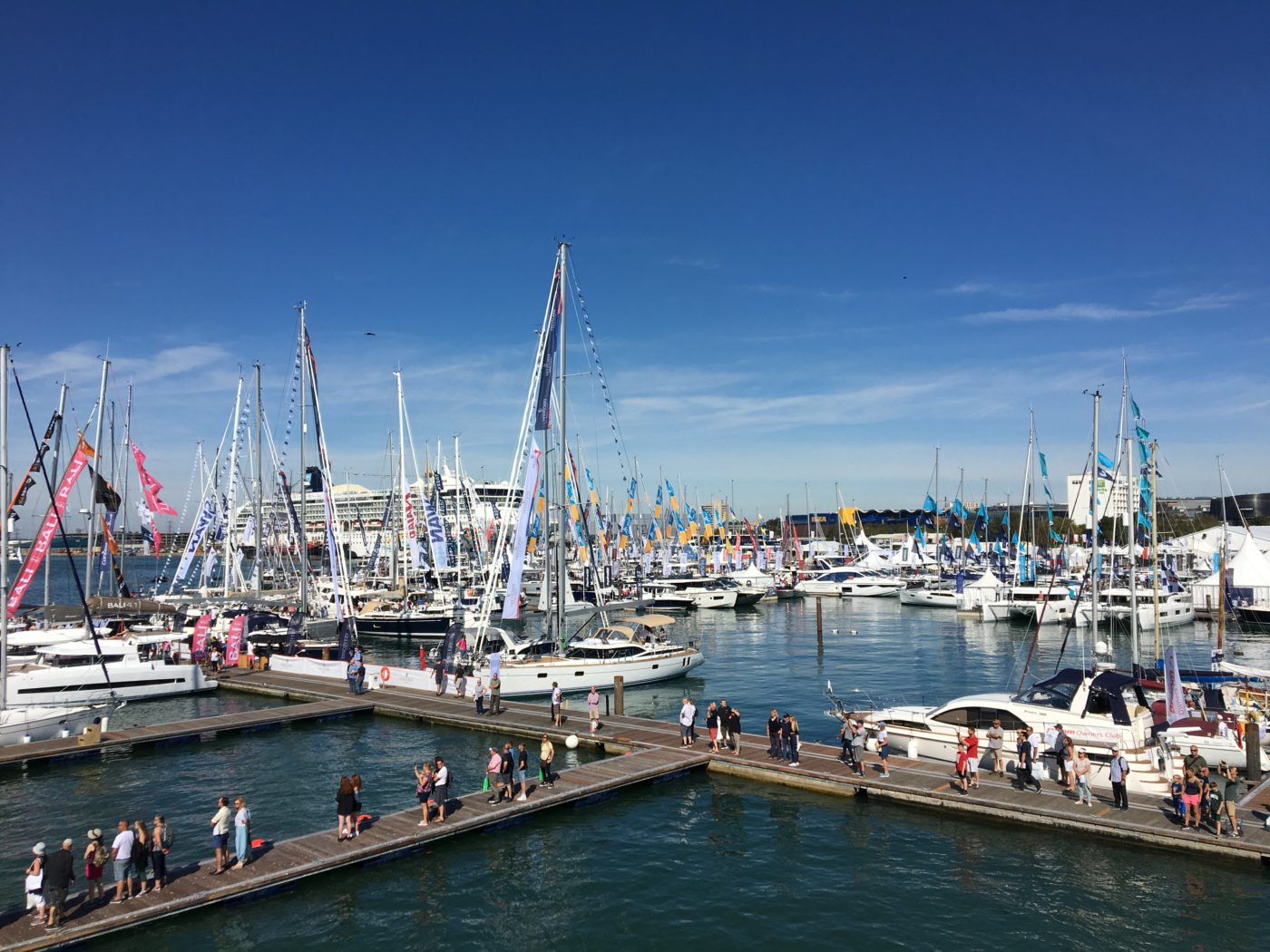 Southampton Boat Show ticket offer