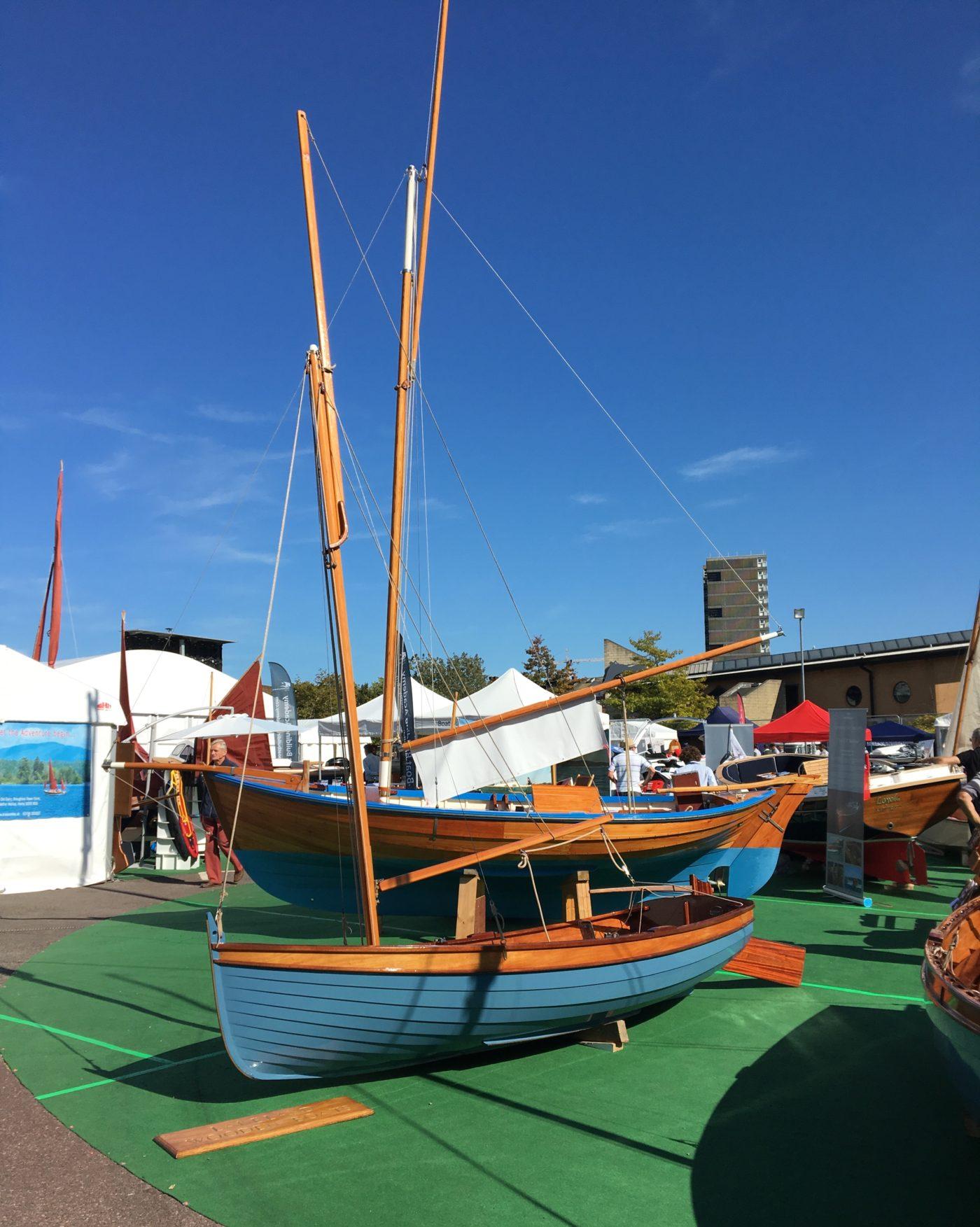Southampton Boat Show shopping