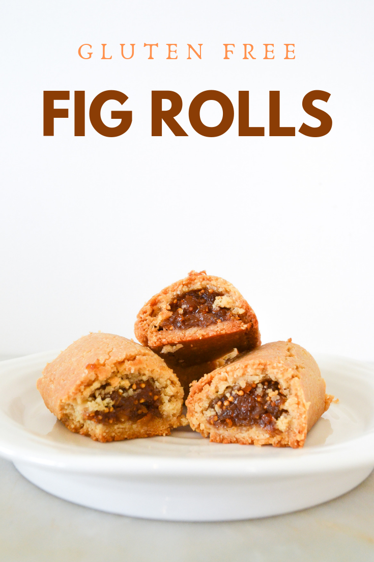 homemade gluten free fig roll recipe