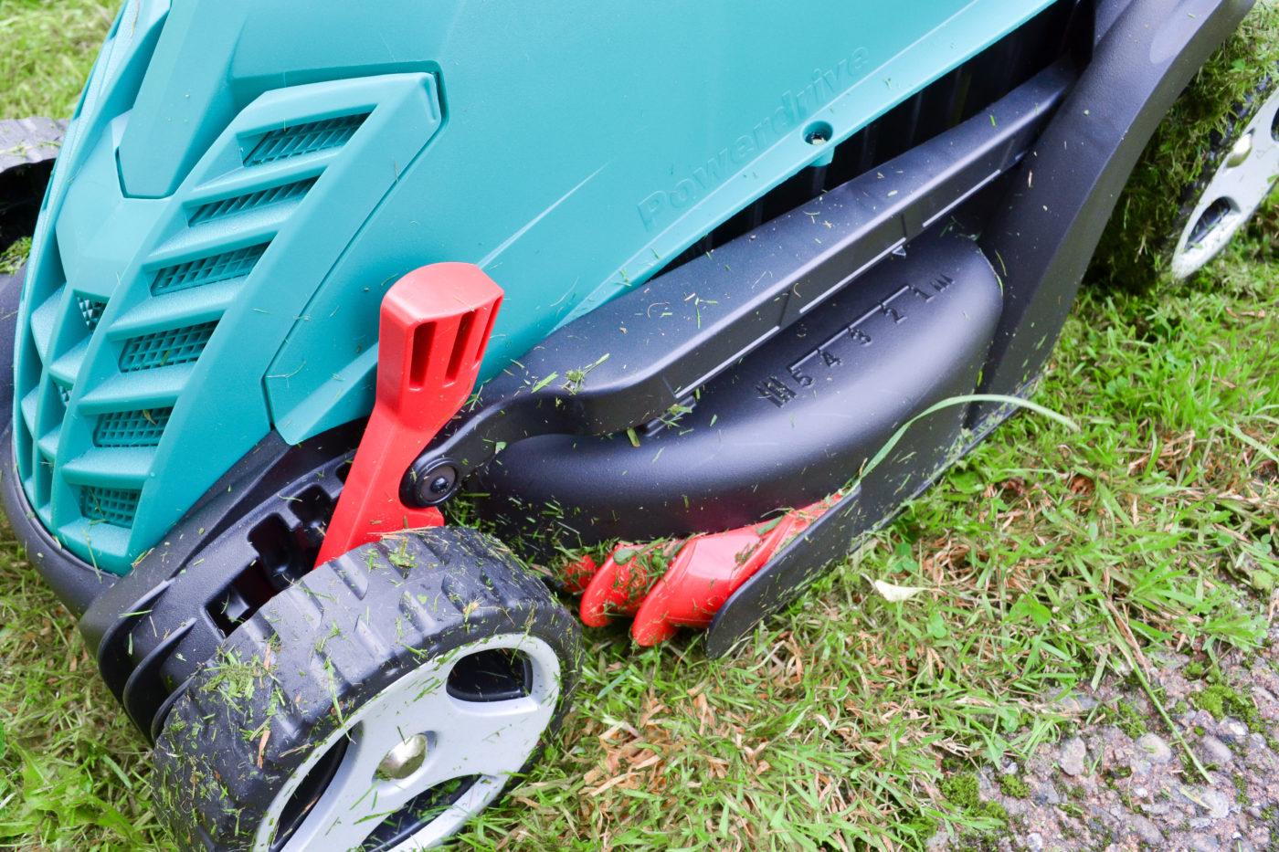 Bosch lawnmower reviews