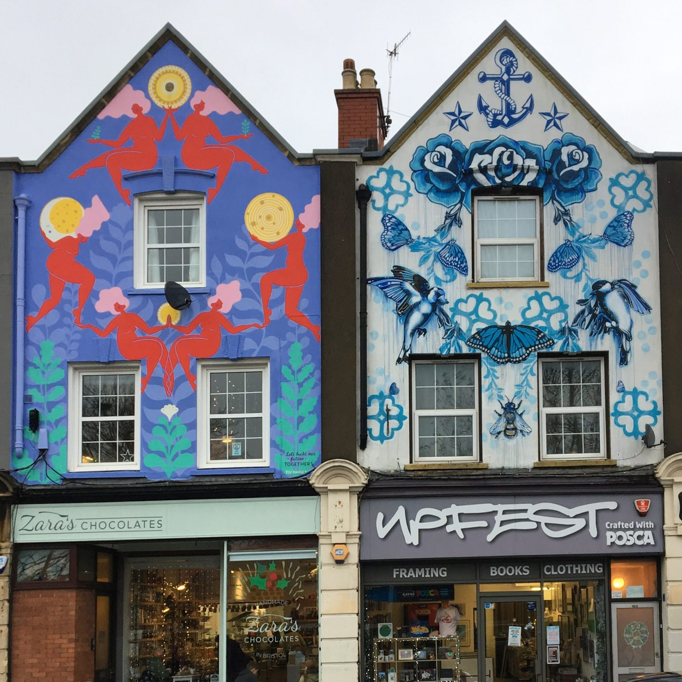 Upfest shop Bedminster