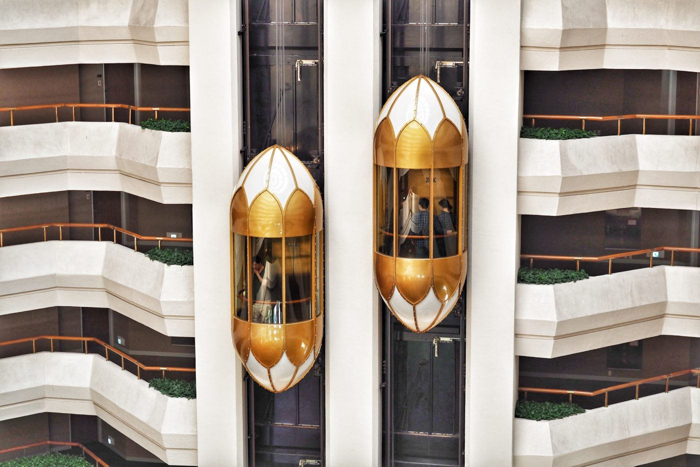 beautiful lifts
