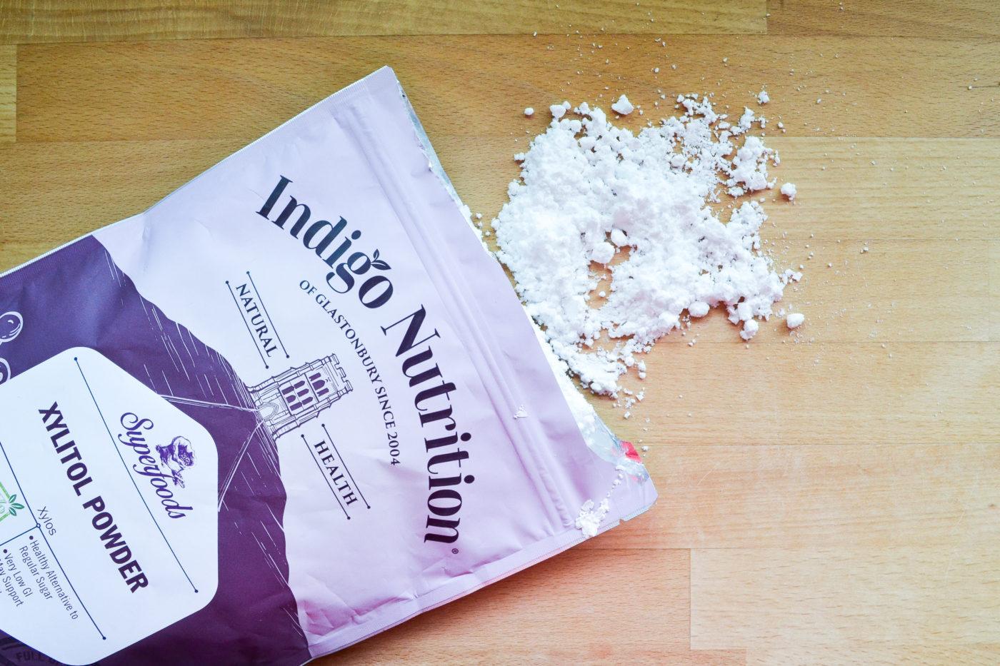 Xylitol powder Indigo Nutrition