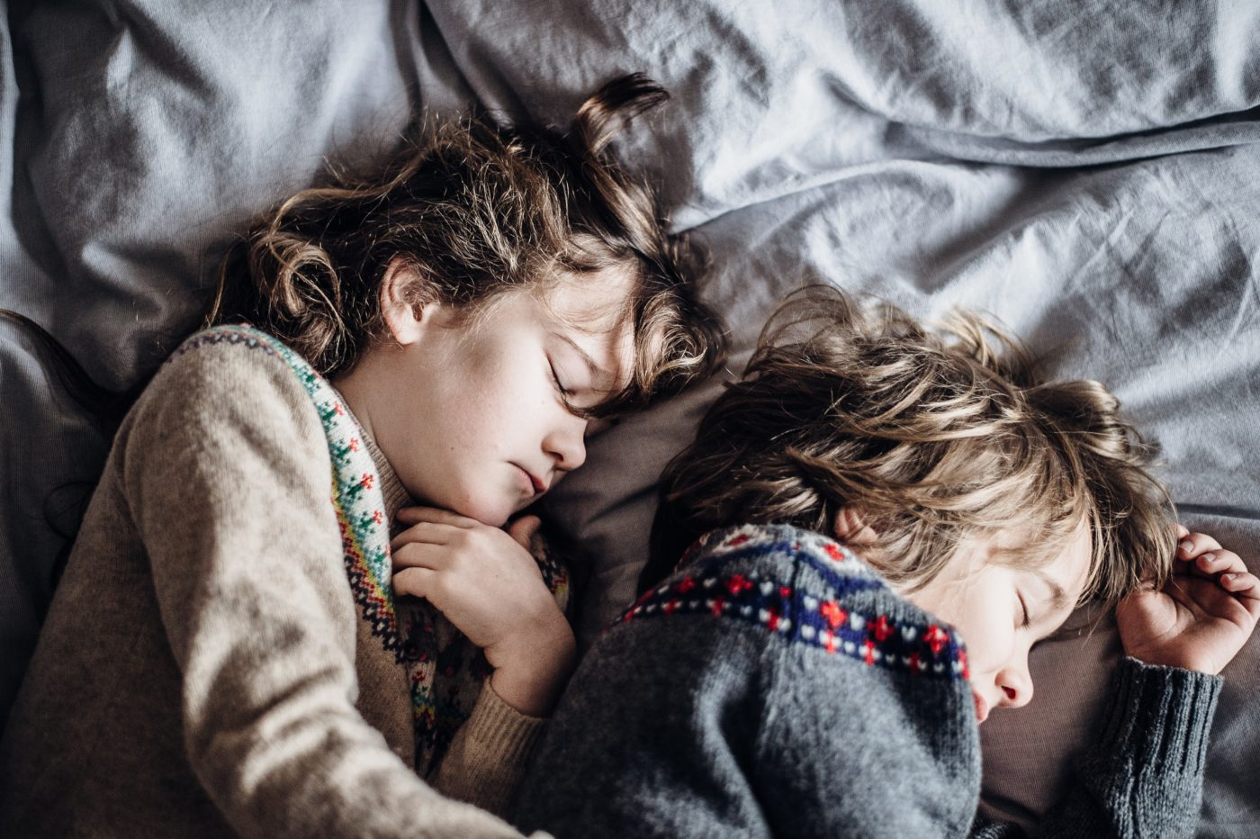 how to help kids sleep better