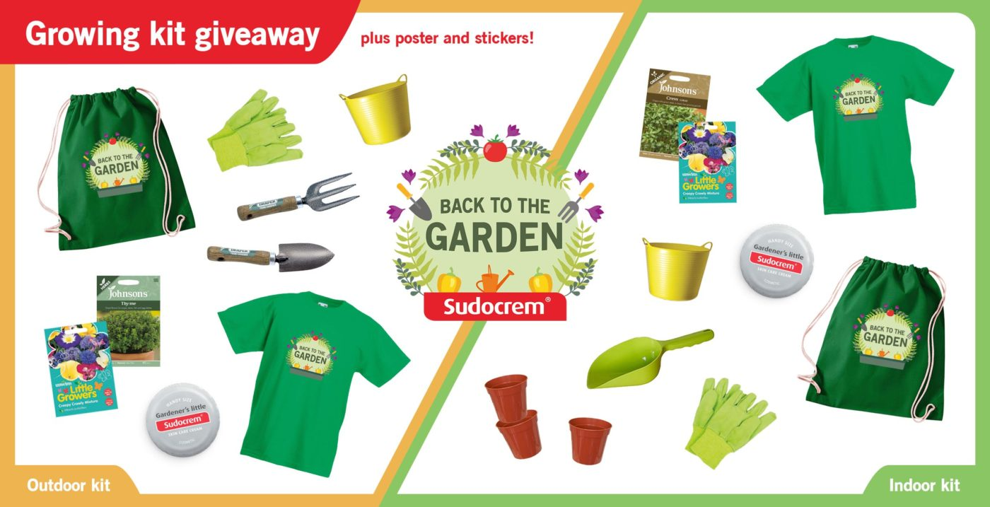 Gardening competition for kits
