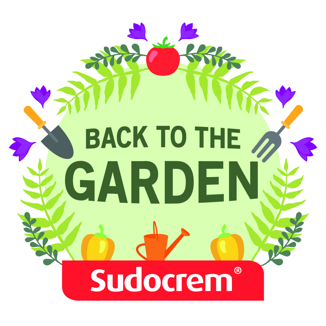 Sudocrem Back to the Garden
