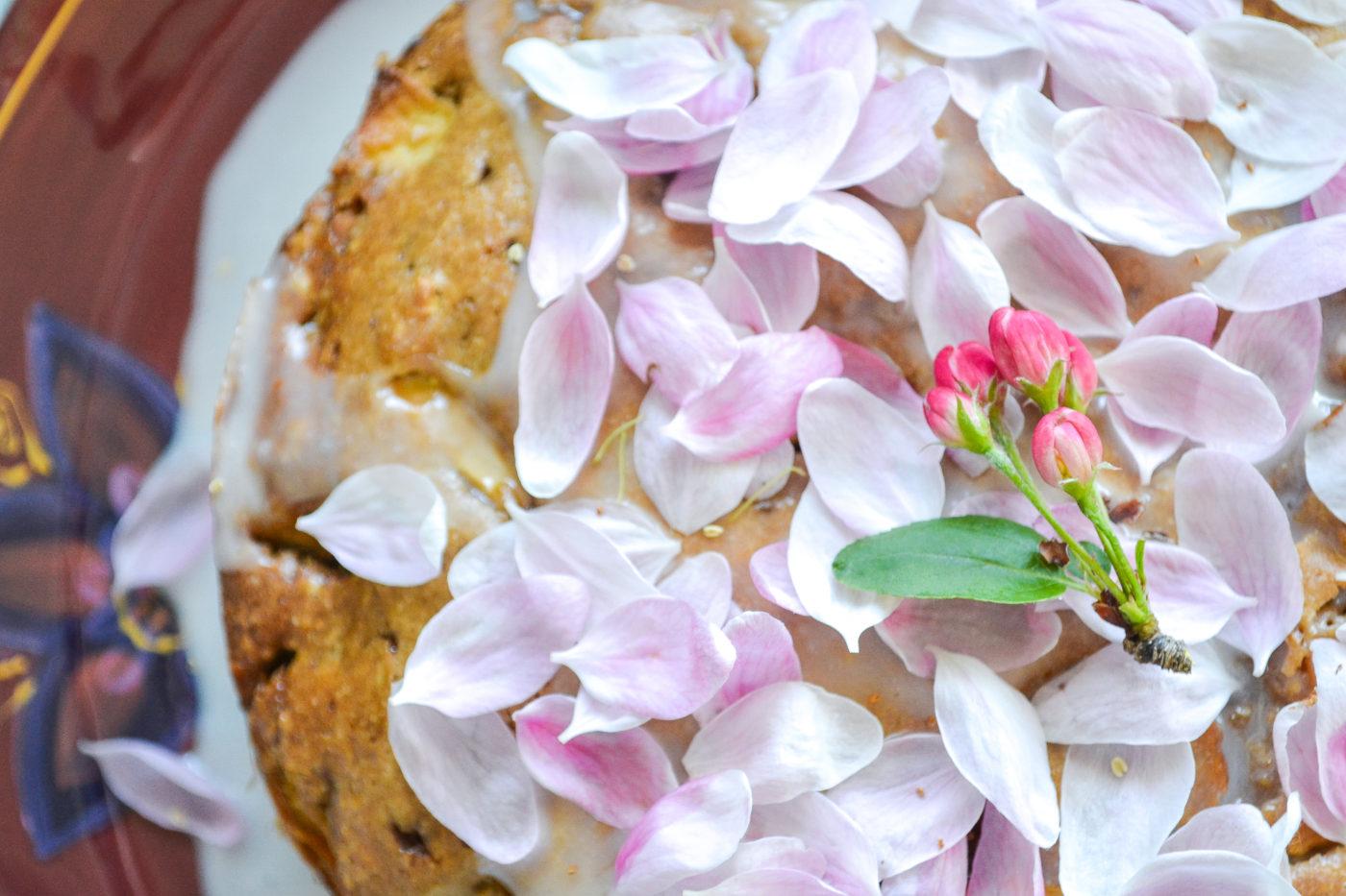 Apple blossom cake recipe
