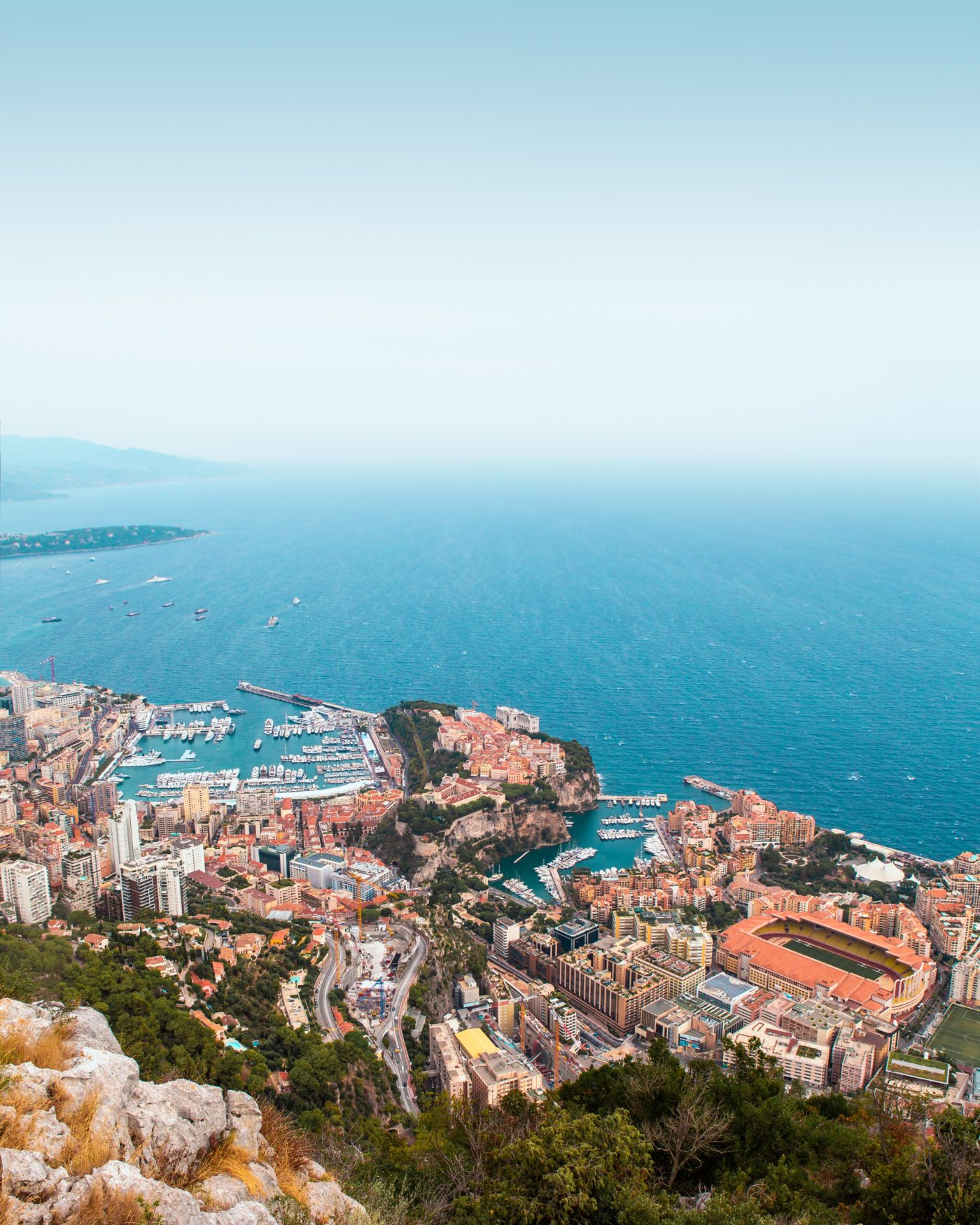 Holiday in Monaco