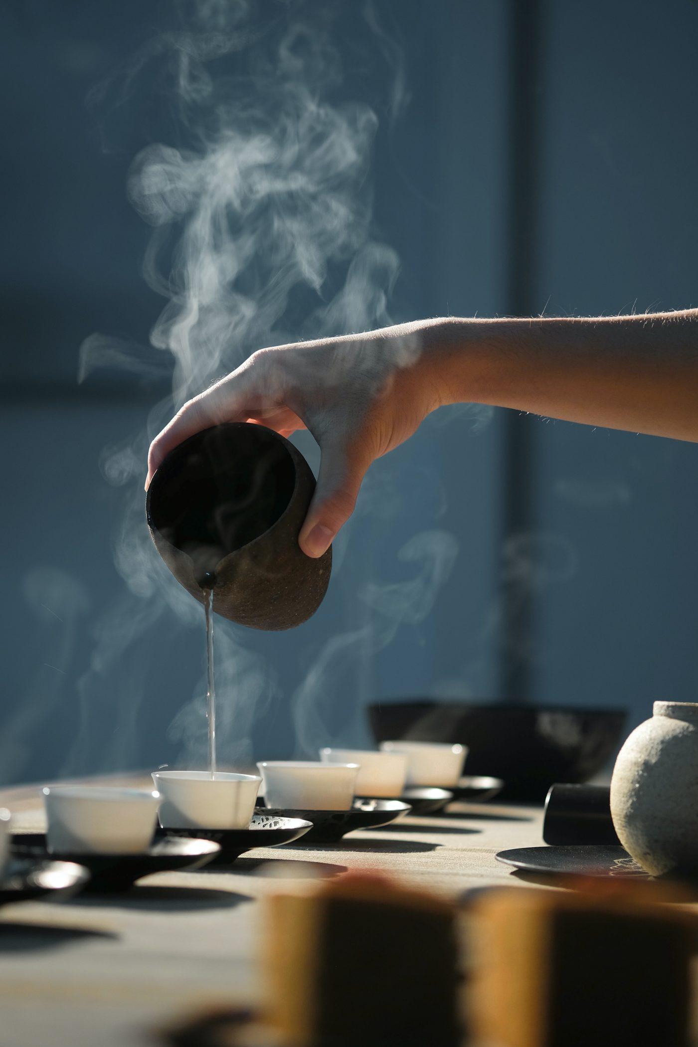 benefits of Jasmine green tea