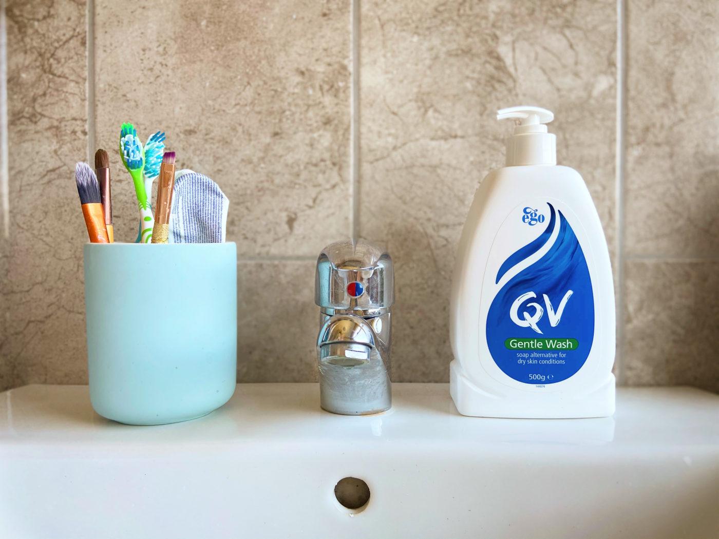 QV Sopa free wash