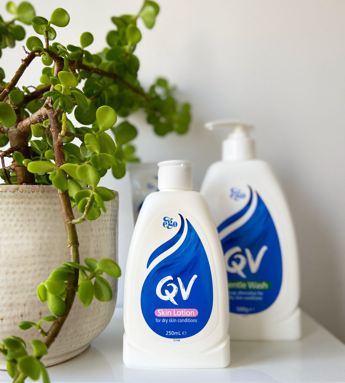 QV Skincare soap free hand wash