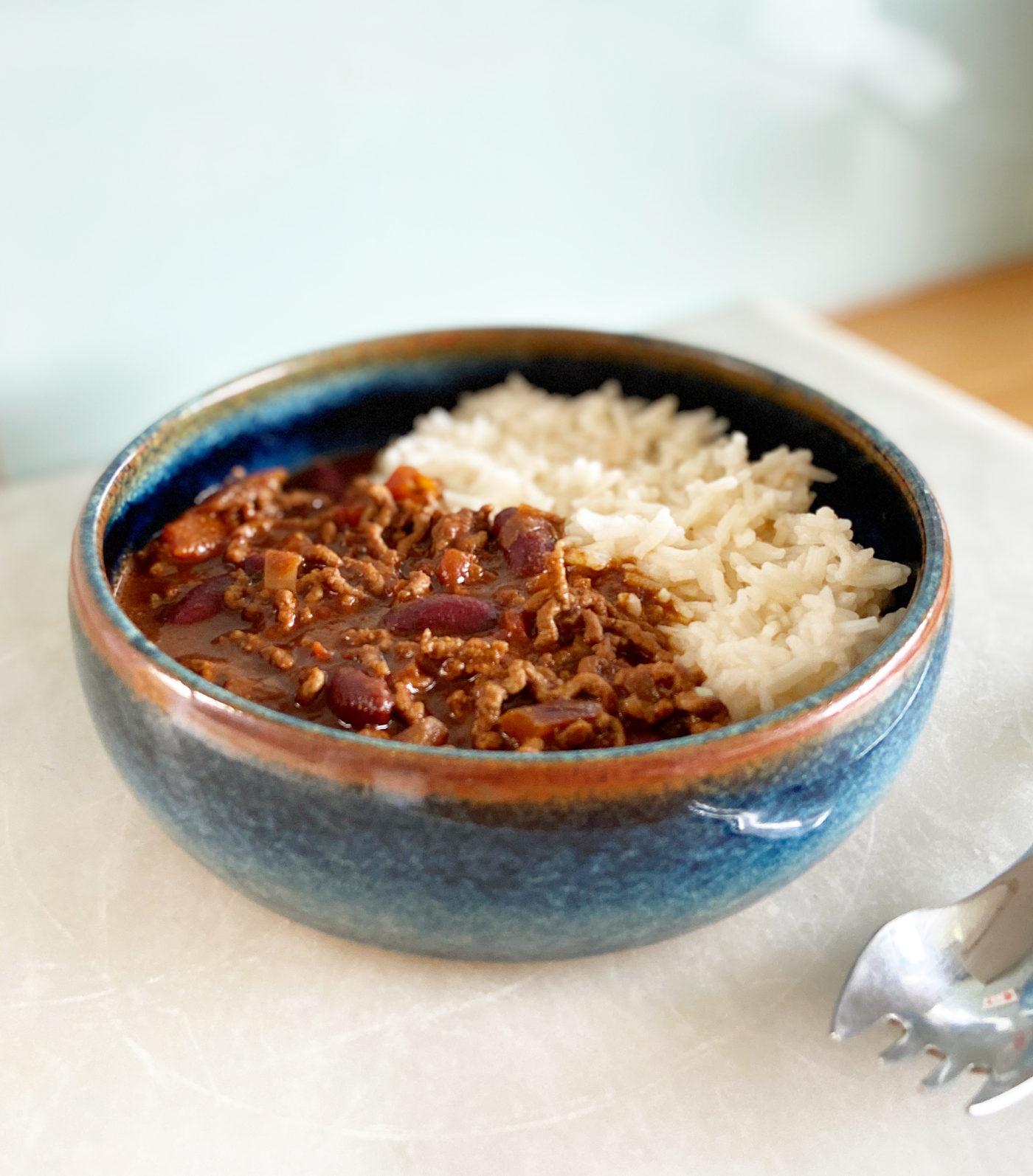 Simply Cook chilli con carne