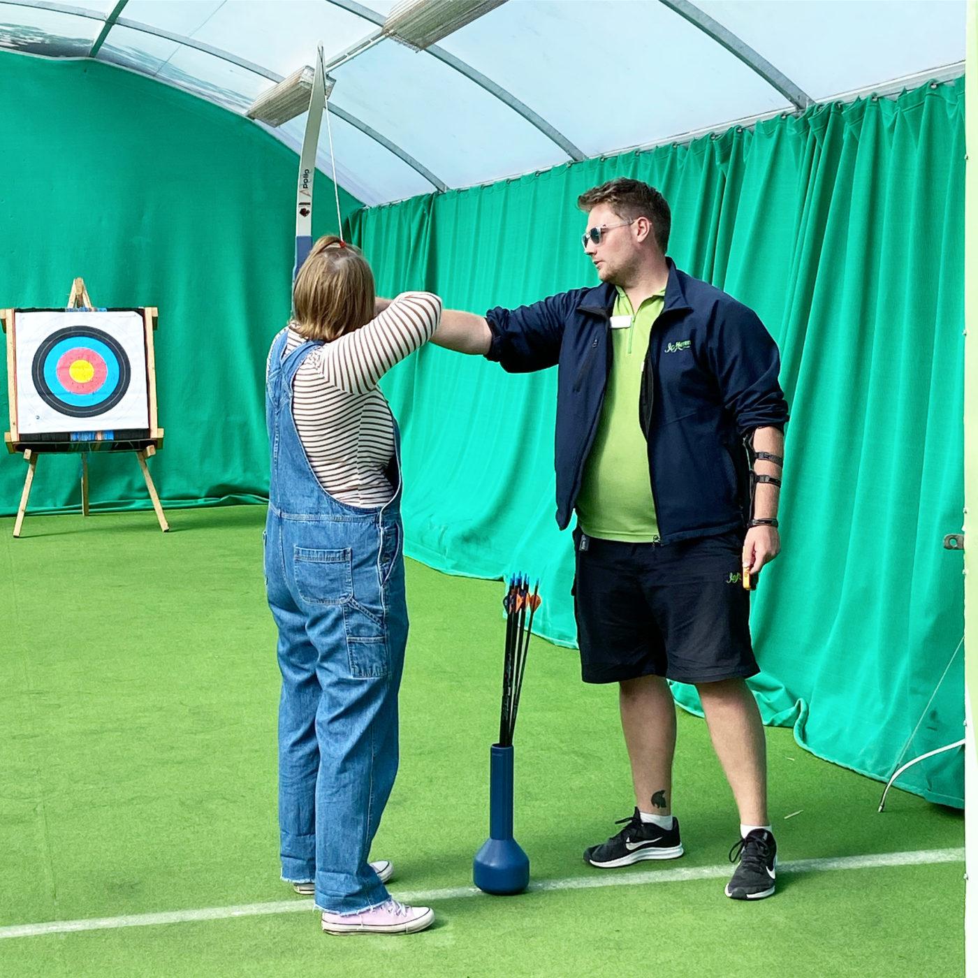 Haven Littlesea archery