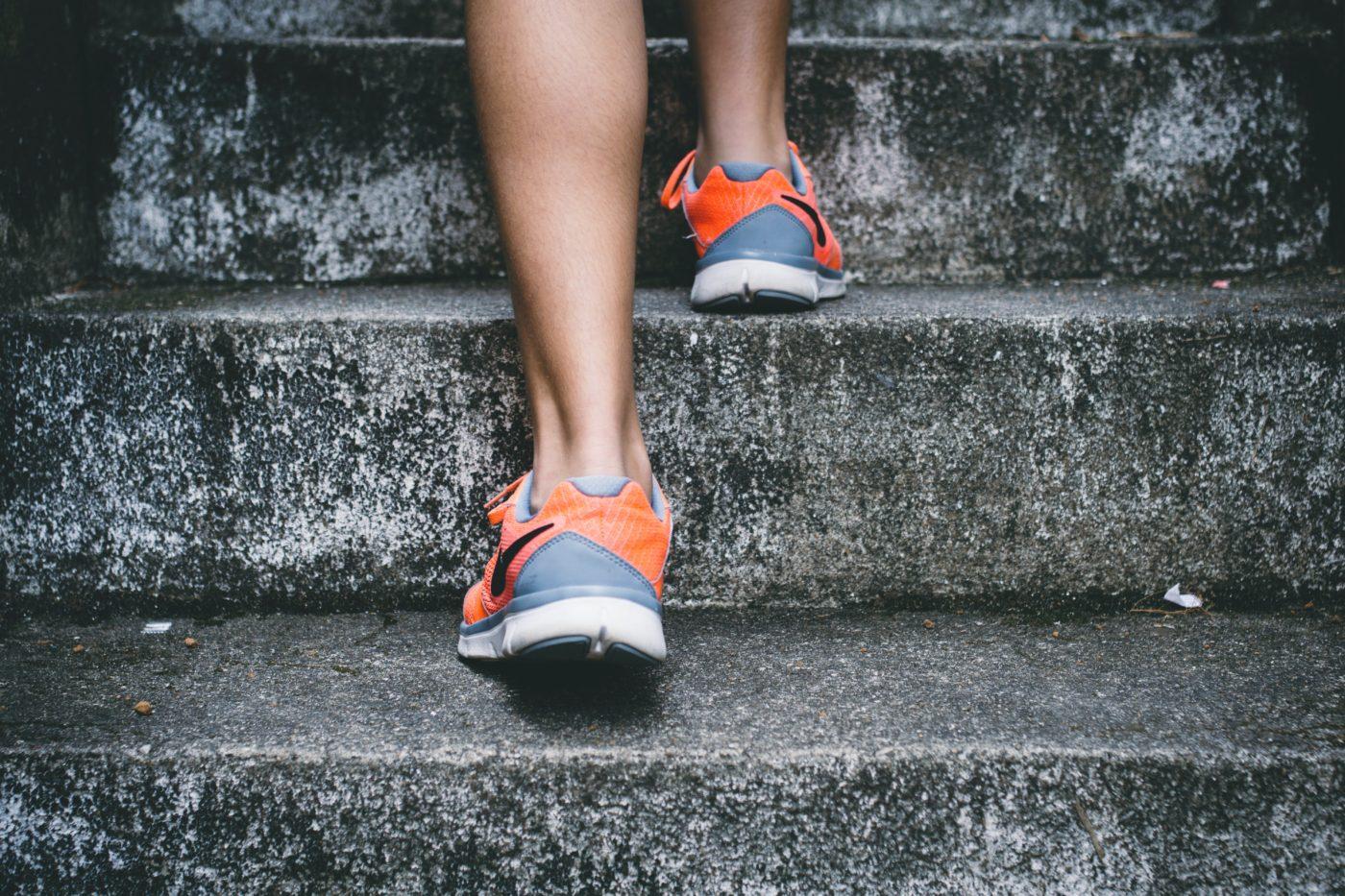 Running exercise jog