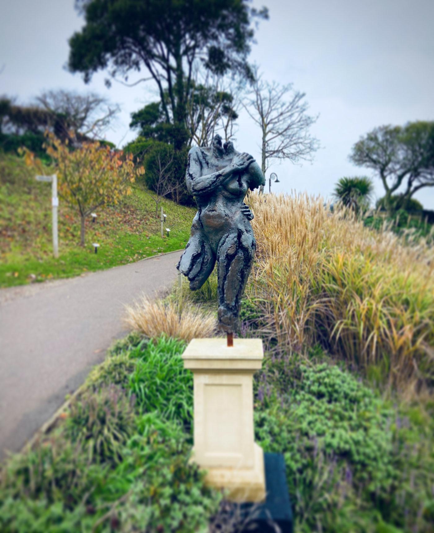 Persephone sculpture Lyme Regis