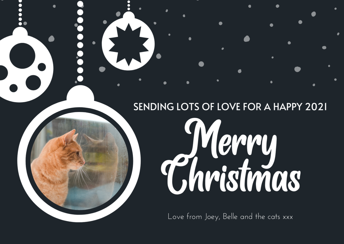 Free fonts for Christmas cards