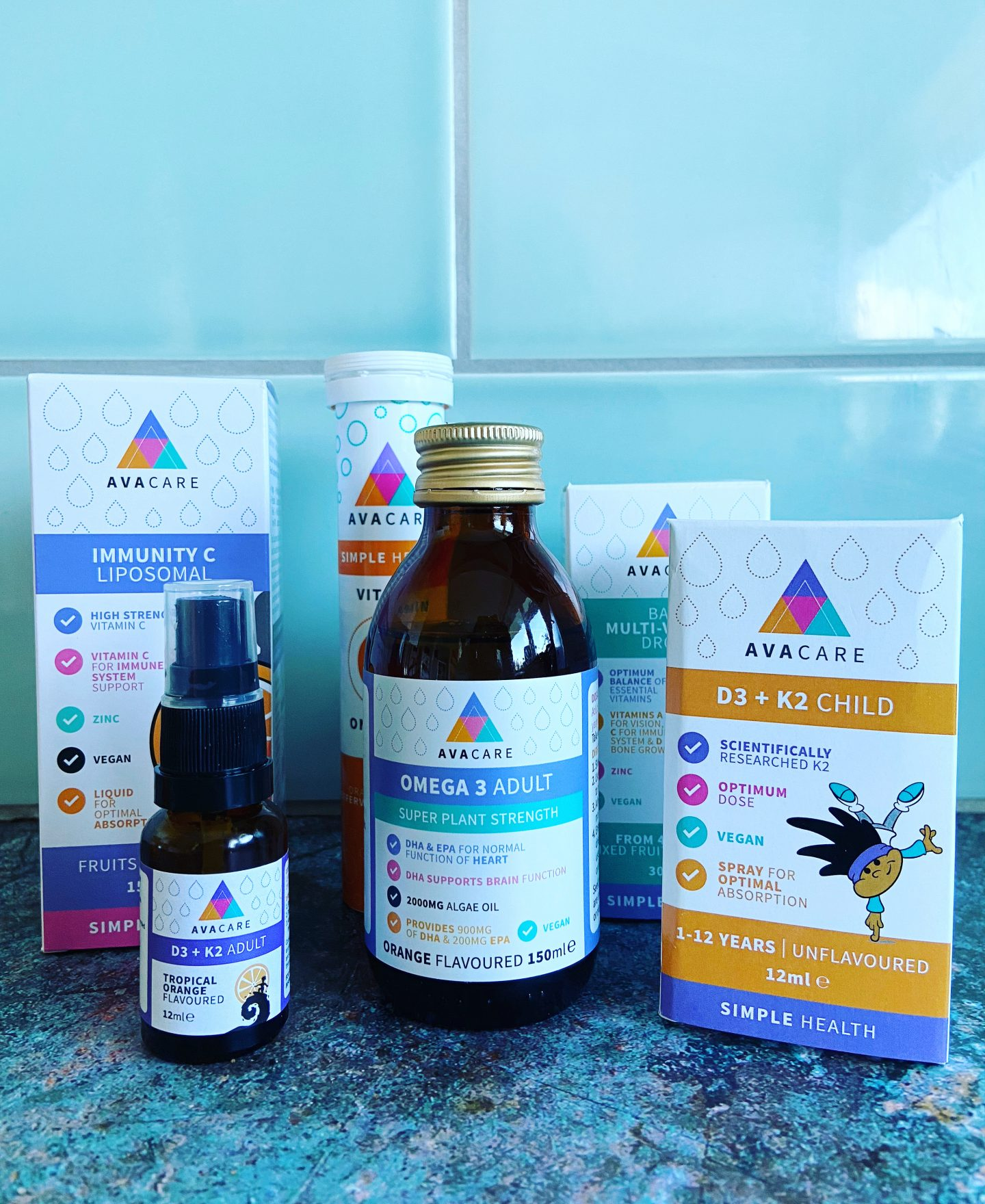 AvaCare supplements