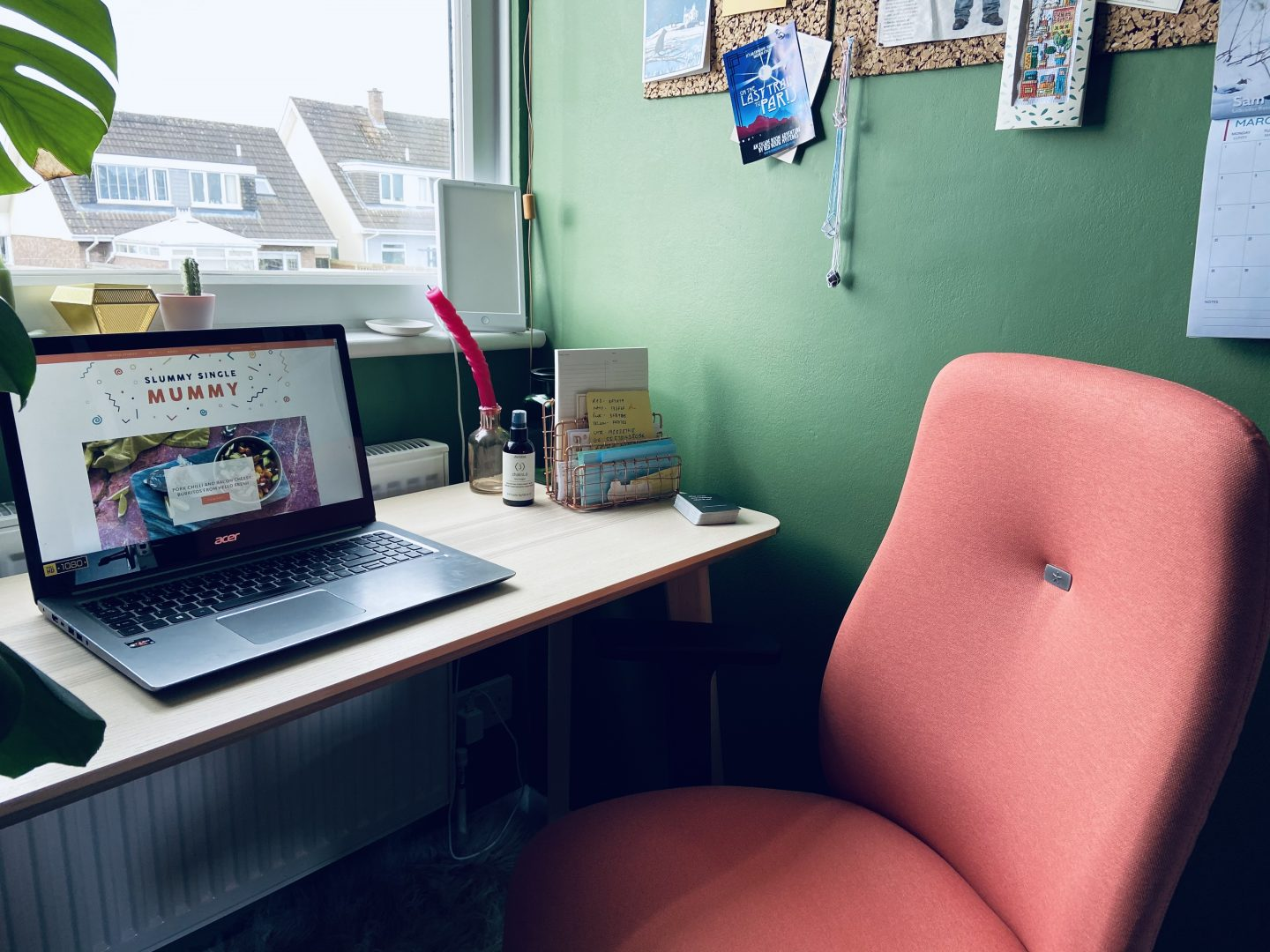 Summit home office chair review