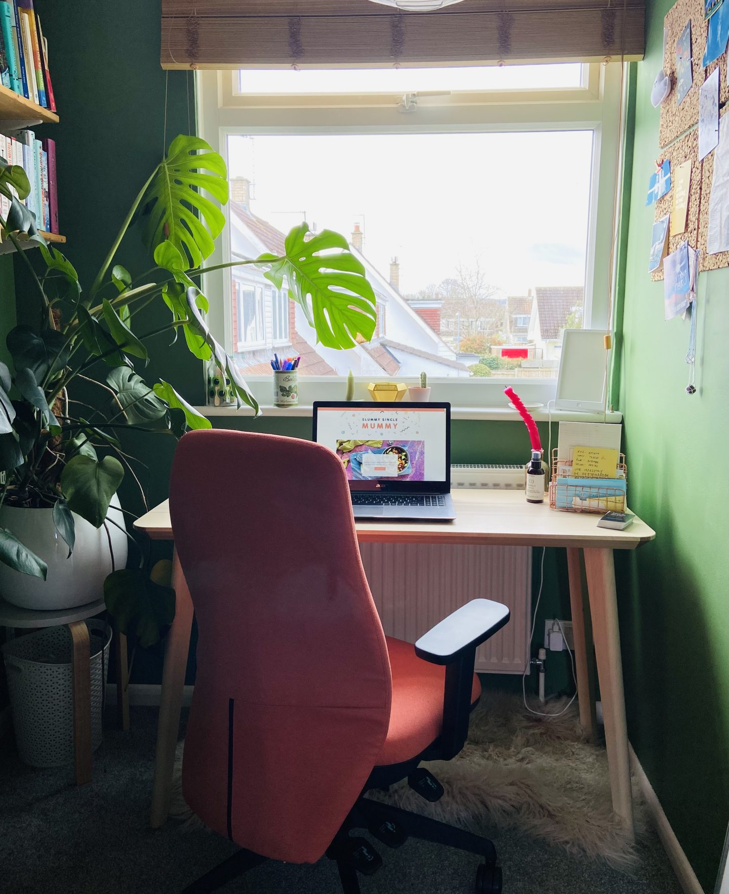 Summit at home office chair