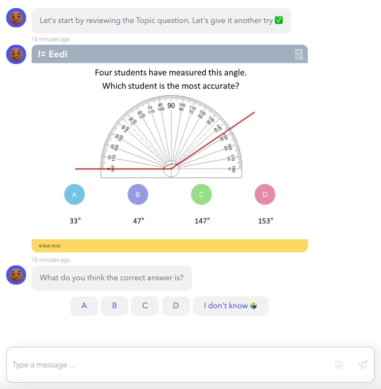 Eedi online tutor review