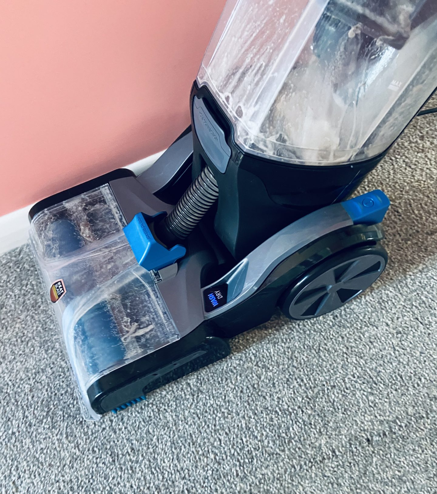 Vax carpet cleaner review